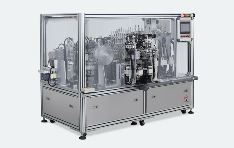 Infusion Foil Cap Automatic Assembly Equipments